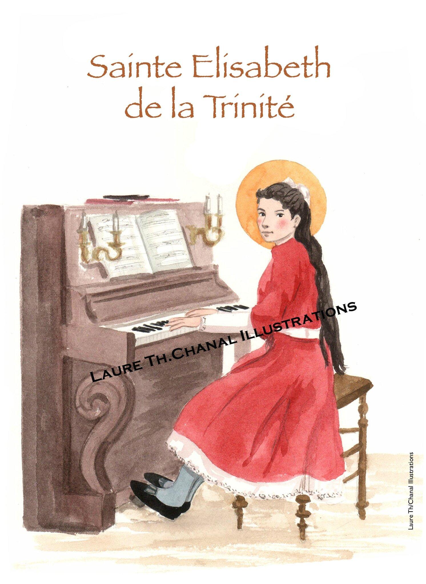 elisabeth trinité piano
