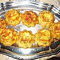 Flan tomates-courgettes