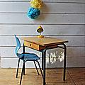 Mobilier vintage pour enfants, Ribambelle & Compagnie.
