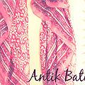 Revue de presse ... antik batik