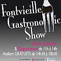 Fontvieille <b>Gastronomic</b> Show