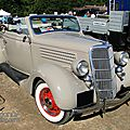 <b>Ford</b> model 48 convertible cabriolet-1935