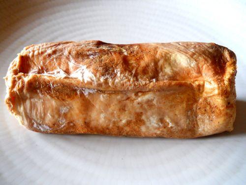 Bûchette au Calvados