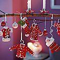 ** christmas ** en rouge + free