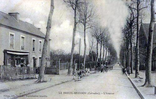 Le Breuil - avenue Jean Jaurès