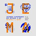 Journées européennes des métiers d'art 2021 (JEMA 2021)