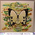 19 carte aquarellée avec neocolor