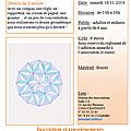 Samedi 16/11/19 : atelier dessin <b>géométrique</b>