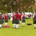 Malahide Castle, musiciens nord-irlandais