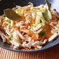 [ salade chinoise au poulet ]