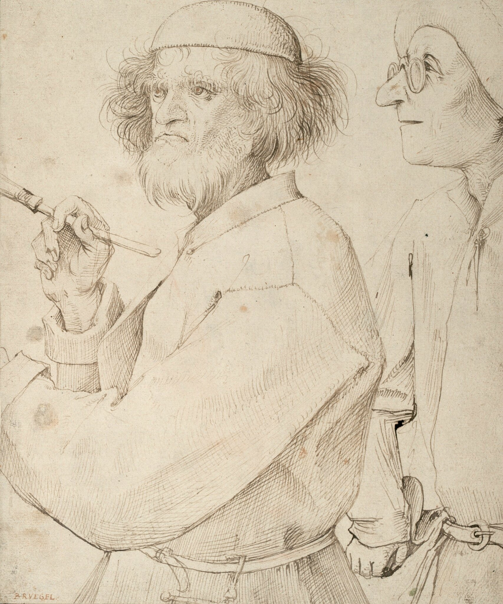 'Bruegel. Drawing the World' at the Albertina