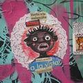 Barcelone-art de rue