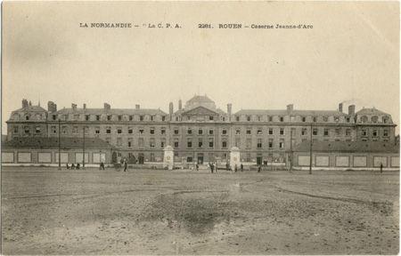 76 - ROUEN - Caserne Jeann d'Arc