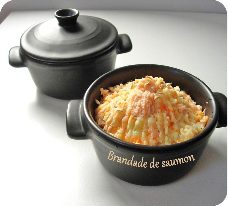 Brandade de saumon sauce au citron cuisine et d pendances - Cuisine et dependance ...