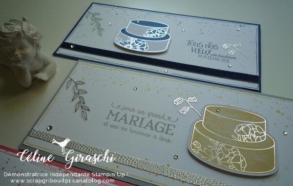 Carte Mariage Douce Soirée -6