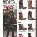 Boots selection