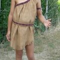 Robe indienne - taille 8/10 ans