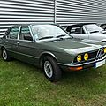 Bmw 525 e12 automatique (1976-1981)