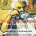 Charles guillaud : un peintre des vies,1925-2014