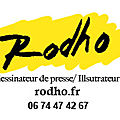 Rodho dessin de presse/Illustration