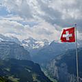 Retour en Suisse pour faire le plein de randonnées, 2ème partie
