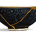 A yaozhou black-glazed bowl, northern song-jin dynasty (960-1234)