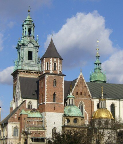 Colline du château de Wawel