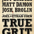 True grit - coen brothers