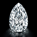 An exceptional unmounted diamond