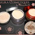 Cosmétos : crème corps et fondants lèvres