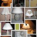 Mosaique lampes