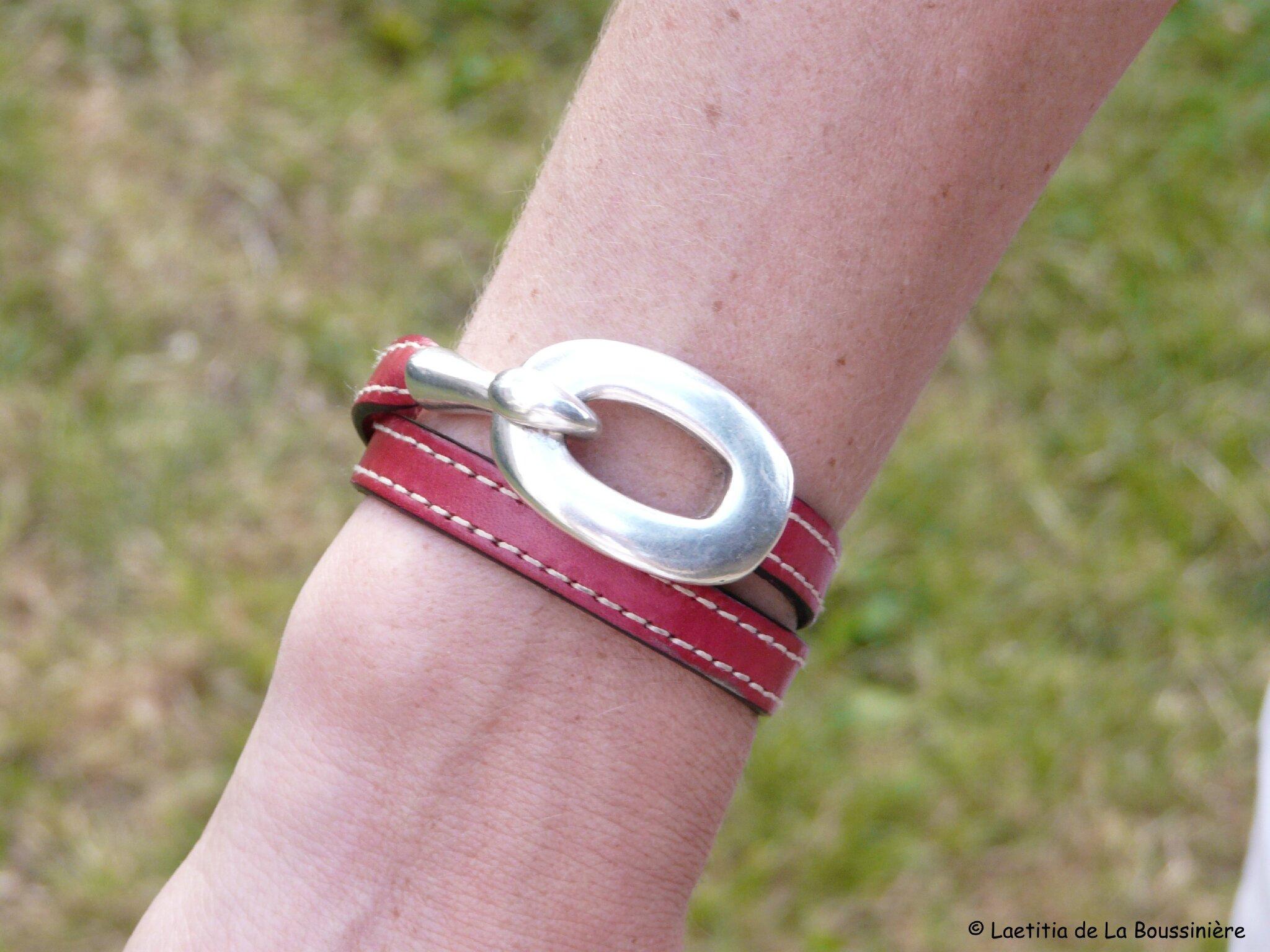 Le bracelet Boucle de Fanny