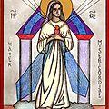 Marie, Mère de la Miséricorde Divine