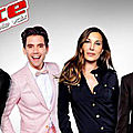 The Voice - jury 2016 - Garou - Mika - Zazie - Pagny