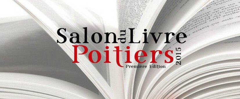 Salon du livre de Poitiers