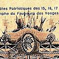 Les Grandes Fêtes patriotiques de 1919 à Belfort, les décorations (9e partie)