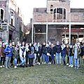 20/03/2018 - bezoek van 40 studenten van vives hogeschool brugge
