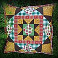 Patch cushion