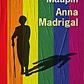 [Parution] Anna Madrigal d'Armistead Maupin