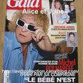 Gala magazine (23 février 2011)