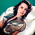 1952, <b>Janet</b> <b>Leigh</b> par Virgil Apger