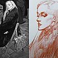 Post n°995 - Portrait d'un Portrait - Paris