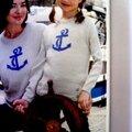 Pour les débutantes : un modèle de pull pour fille ou garçon