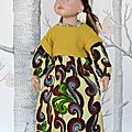 Nouveautés pour grandes poupées, vêtements et patrons