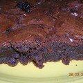 Le gâteau au chocolat fondant de Nathalie