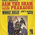 Sam the Sham & the Pharaos : Wooly <b>Bully</b>