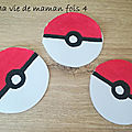 Carte d'invitation <b>pokémon</b>