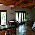 Maison à vendre dans la campagne de Monpellier à Saint Jean de la Blaquière