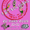 L'EFFET CRIQUET FAIT SON CINEMA, VENDREDI 20 MARS à 20h30, au Mobile Homme Théâtre