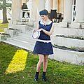 Présentation d'une première tenue de tenue-mariage.fr